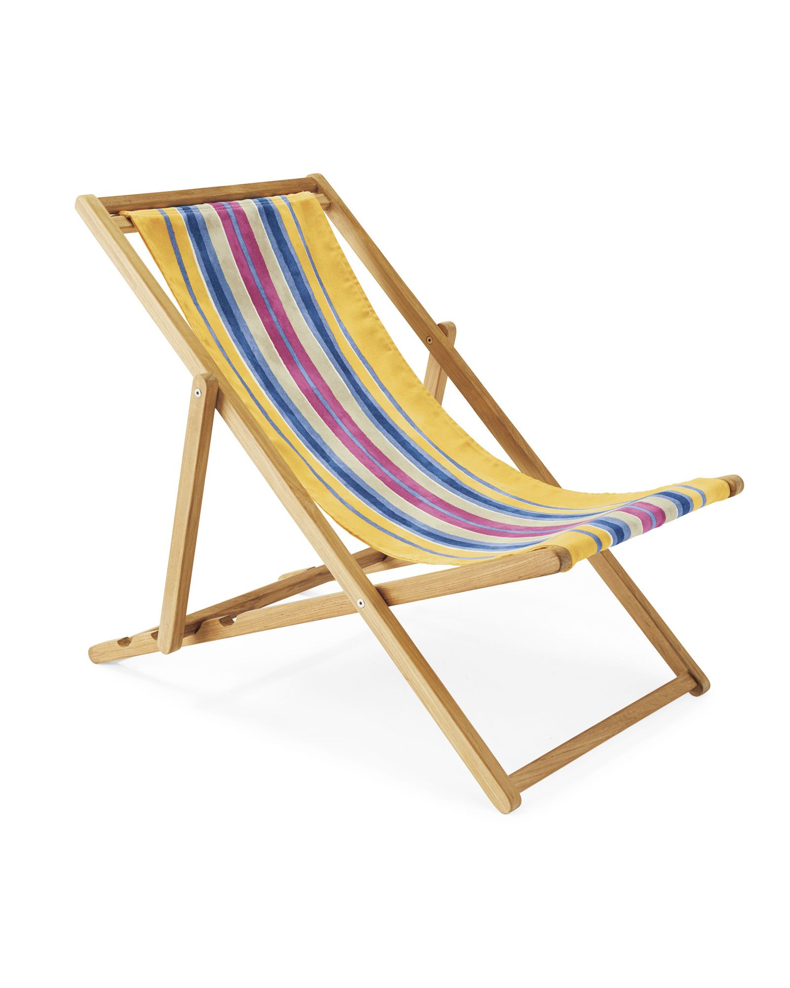 Teak Sling Chair Sling Chair Chair Small Recliner Chairs