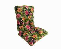 Home Trends Deluxe Highback Cushion With Piping