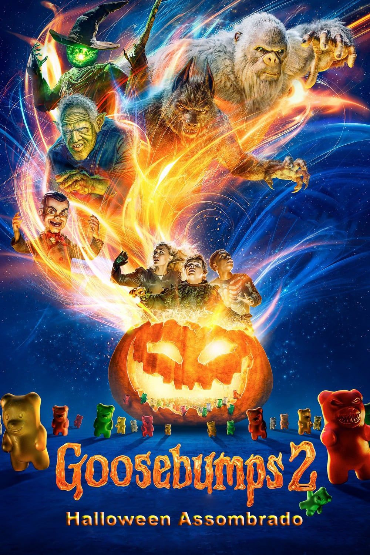 Ssistir Goosebumps 2 Halloween Assombrado Goosebumps 2 Haunted Halloween Online Dublado Wardenclyffe Estados Unid Halloween Film Goosebumps 2 Goosebumps