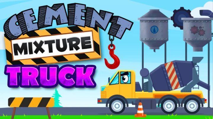 cementmixertruck #cementmixer #truck #vehicle #transport