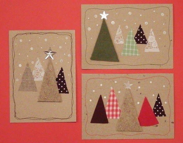 Anna idean kiertää!: 5. päivä: Vinkki joulukortteihin