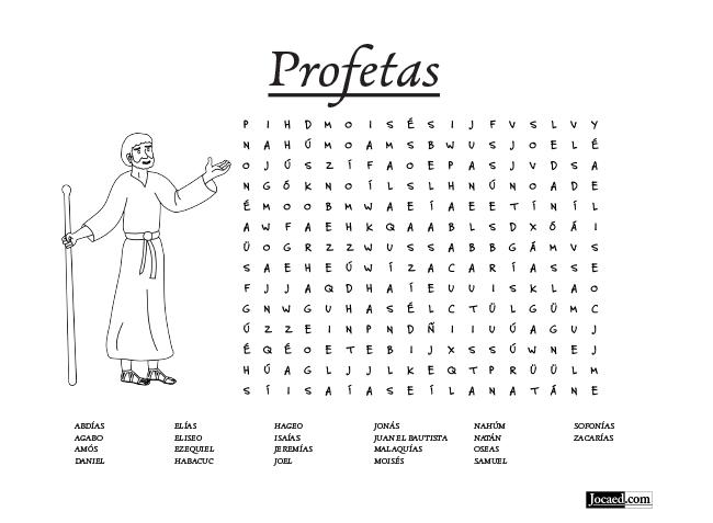 Sopa De Letras Para Ninos Cristianos Sopa De Letras By Juegos