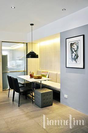 Lianne Lim Interiors - Official Site : Streamline Minimalism Style