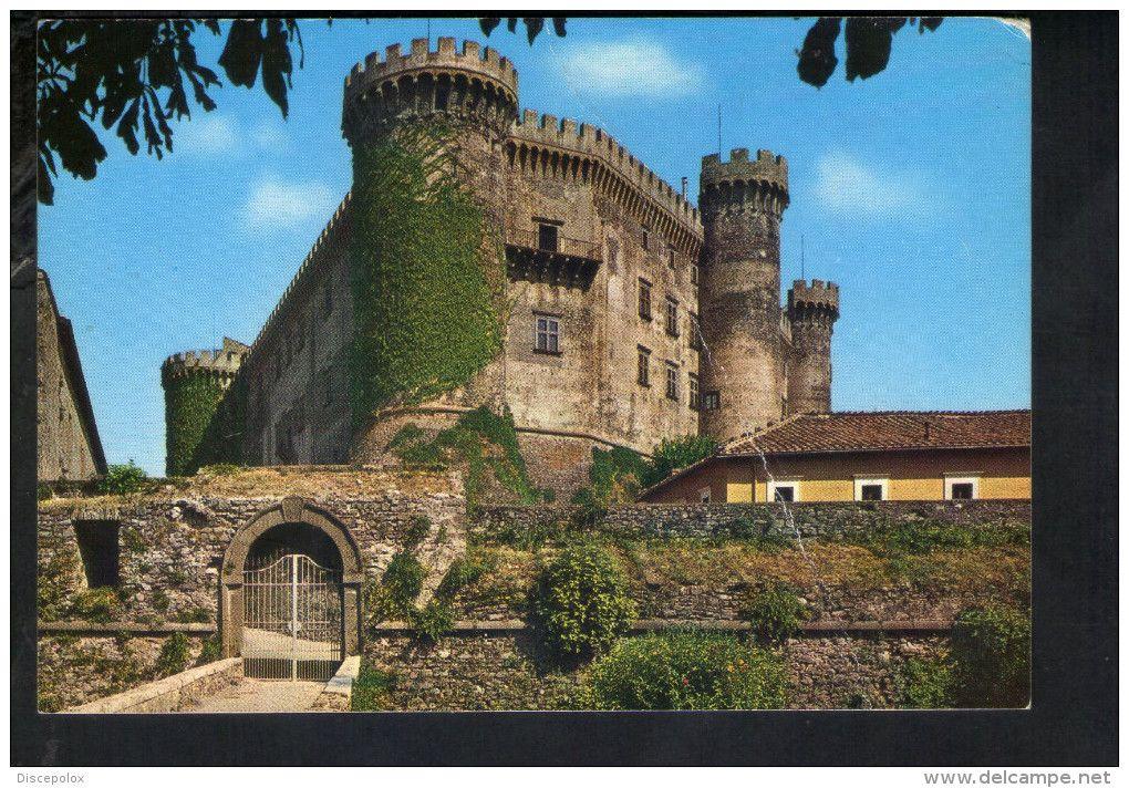 Q1974 Cartolina Di Bracciano Roma Castello Orsini Odescalchi Sec Xv Non Viag Chateua Castle Schloss Artikelnummer 382934375 Burgen Und Schlosser Schloss Rom