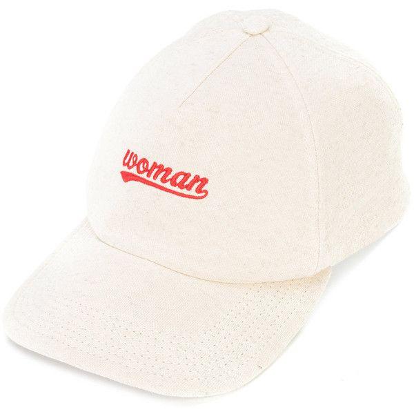 accesorios Me pensamiento Polyvore de mujer gorras ❤ en bordadas gustó Gorra de gorra sombreros con bordada blanca 225 f8PxO5qnW