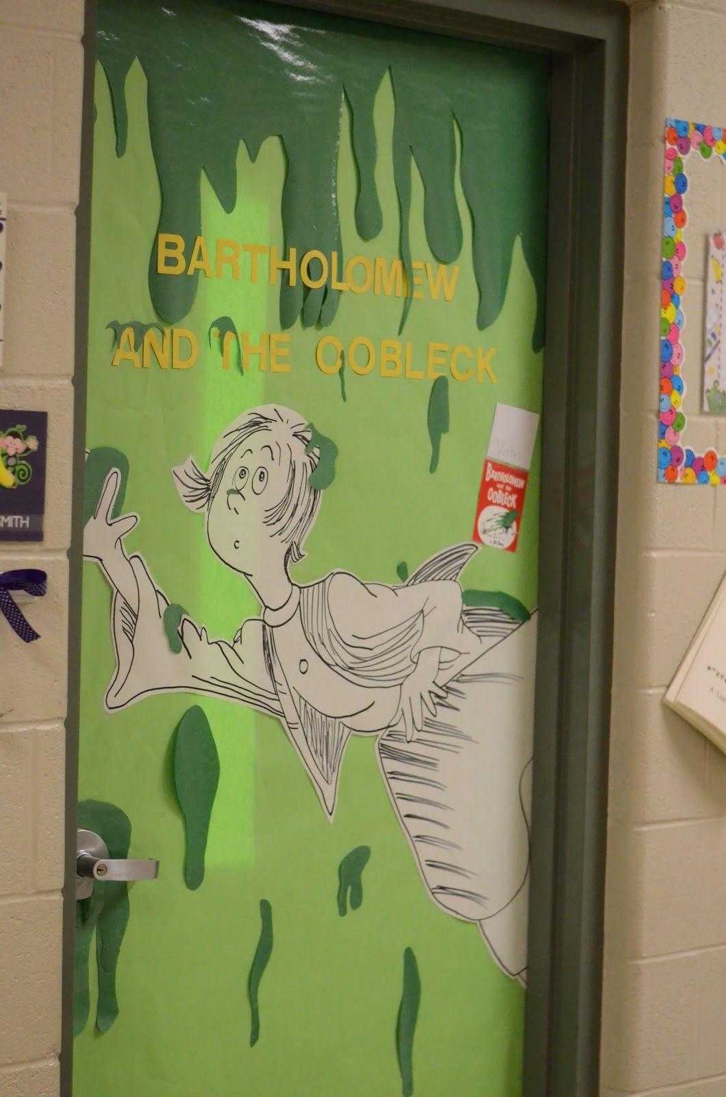 The Lemonade Stand Dr Seuss Tour Of Doors Bulletin