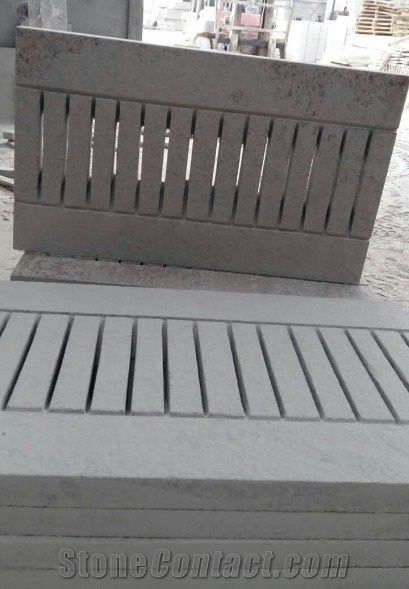 China Yellow Granite Swimming Pool Cover, Pool Deck Drain ...
