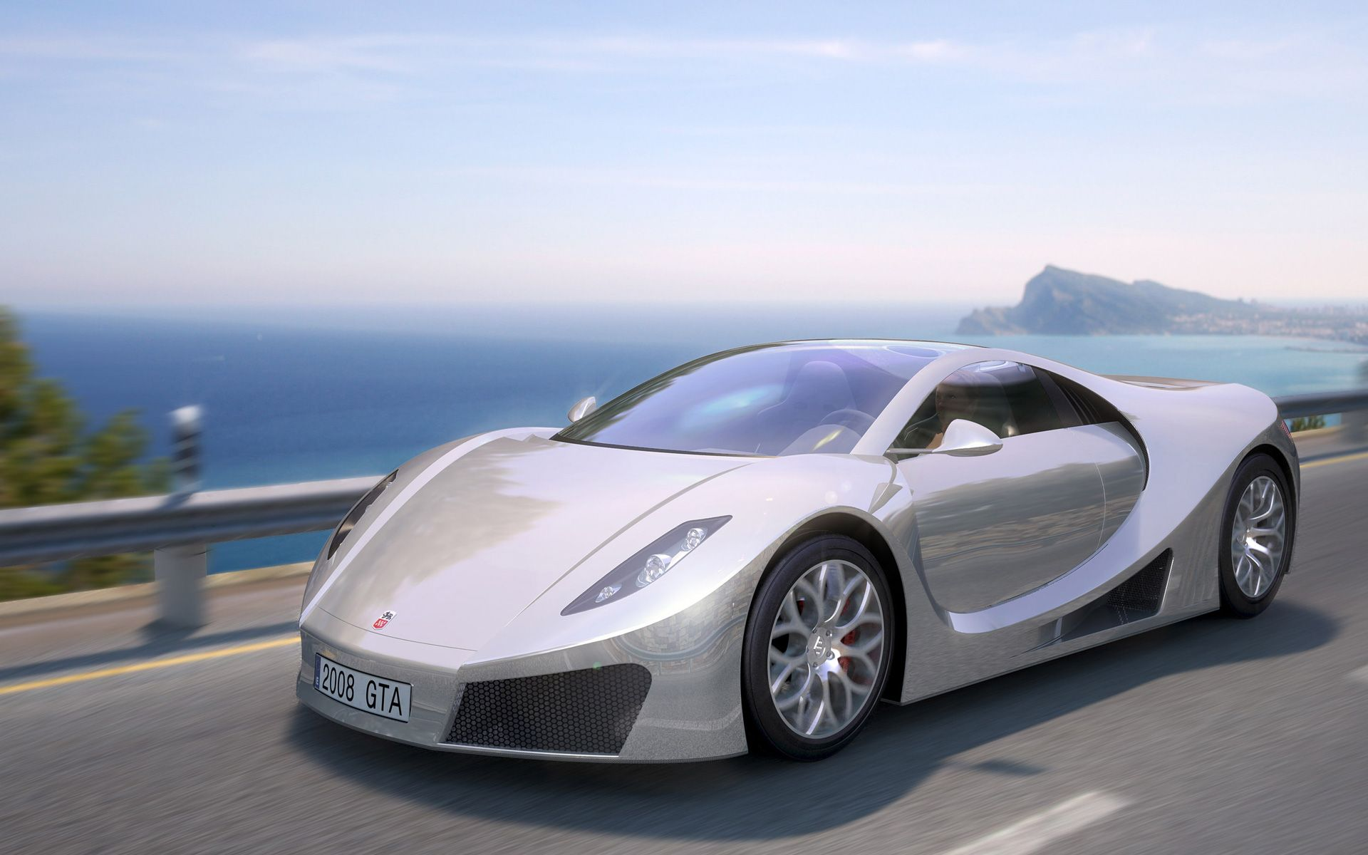 Sport car gta concept super sport car 3