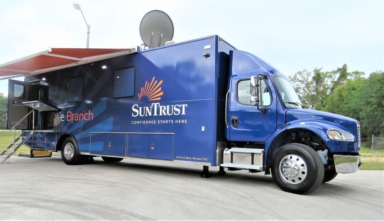 Suntrust Bank MBF Industries, Inc. Mobile banking