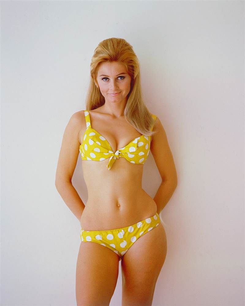 Poca Dot Bikini Girl