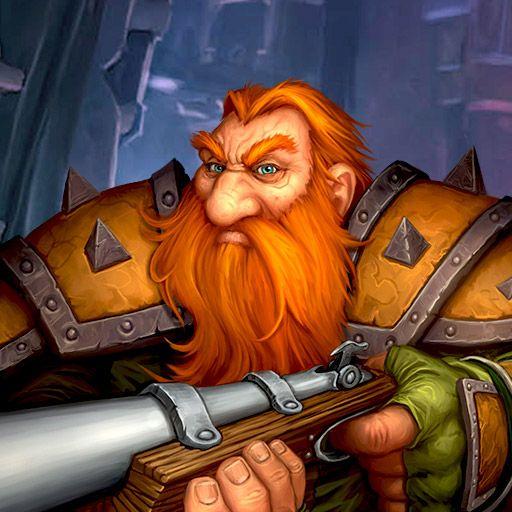Dwarf - WoW | Fantasy dwarf, Alien races, Dwarf
