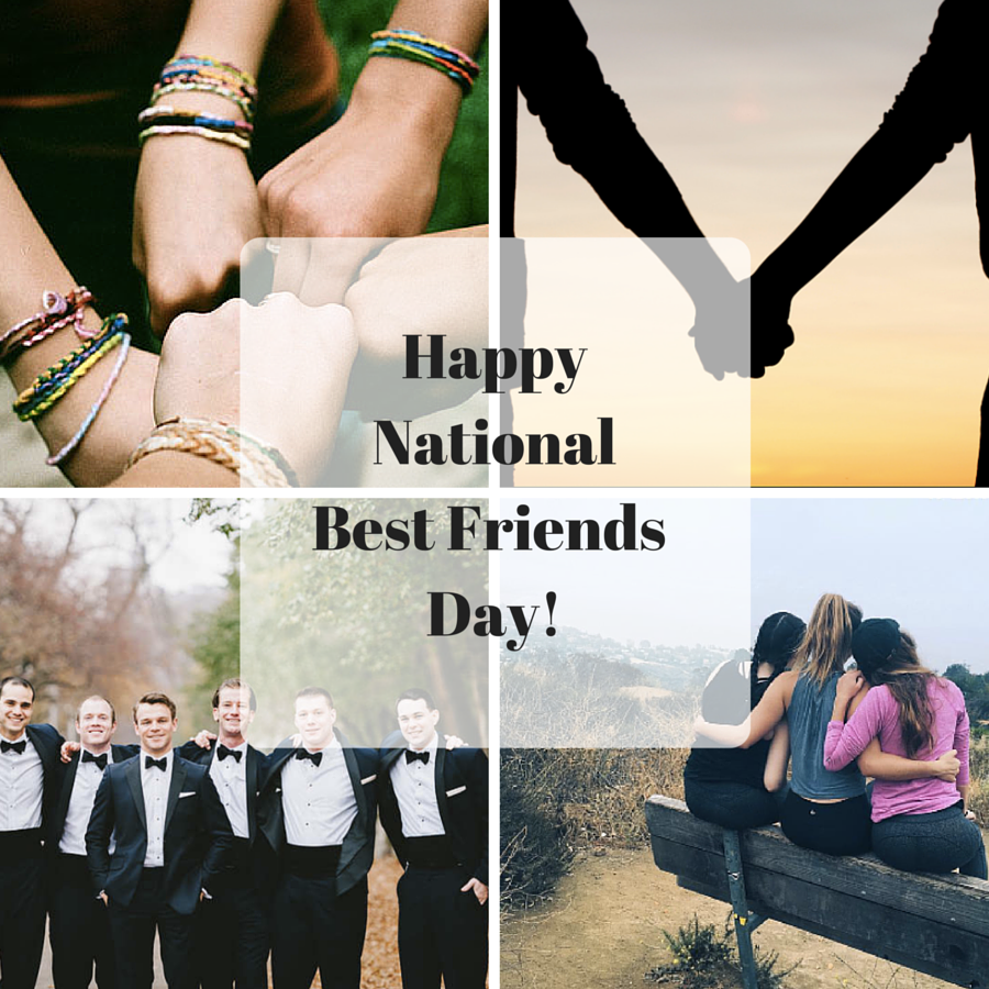 Get Ready For National Best Friends Day Best Friend Day