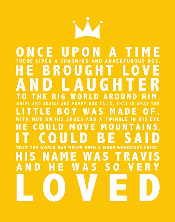 Custom Fairy Tale Story- Name Art Personalized Name Print Wall Art ...