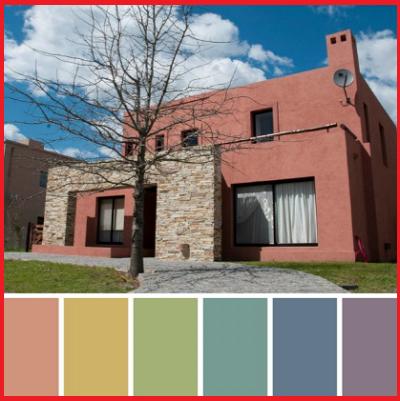 Colores para exteriores de casas modernas deco pinterest for Colores de exteriores para casas modernas