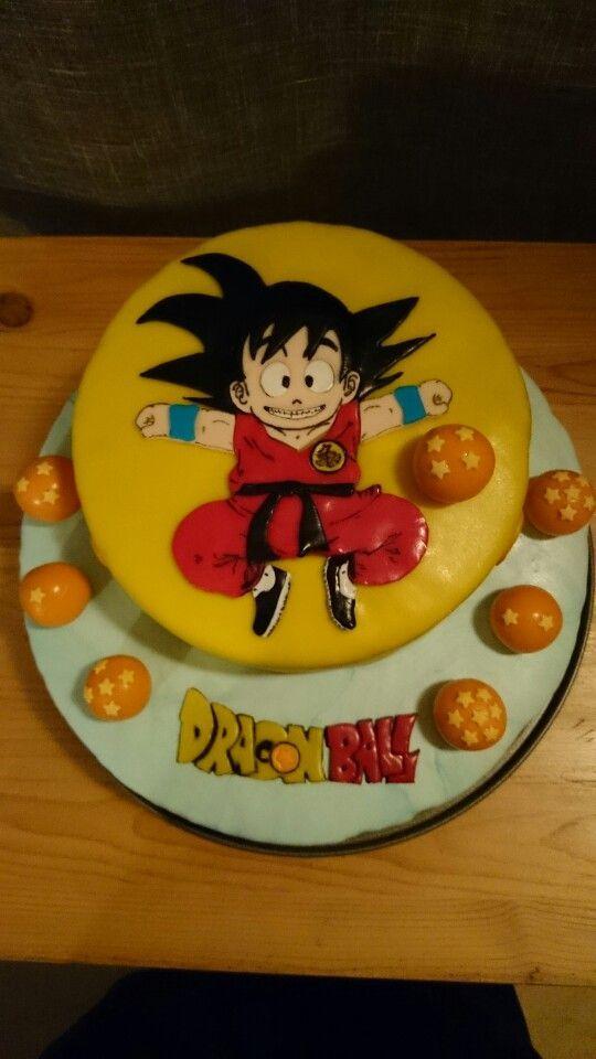 Goku Dragon Ball cake - Visit now for 3D Dragon Ball Z compression shirts now on sale! #dragonball #dbz #dragonballsuper