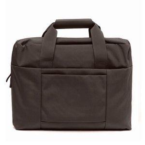 """April Laptop Bag 15"""" Dark Brown jetzt auf Fab."""