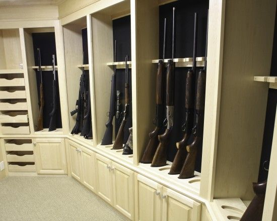Master Closet...panic Room! Cork Under Guns, Shelves. Drawers For Bullets,  Valuables, Etc. Safe In Cabinet Area...Cabinet Lock For Jewelry Area.