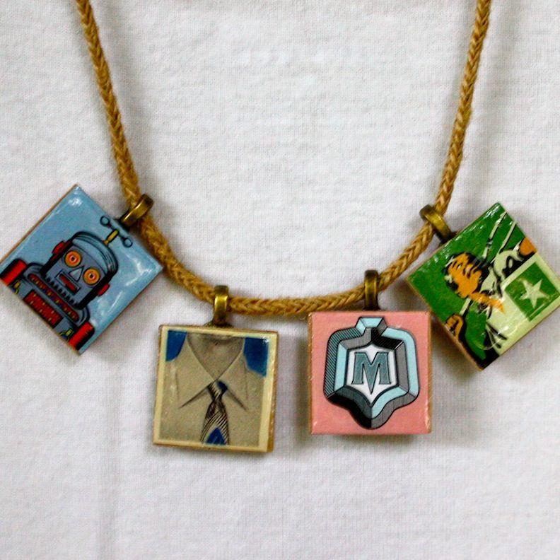 Scrabble tile pendants id like to make some with left over scrabble tile pendants id like to make some with left aloadofball Choice Image