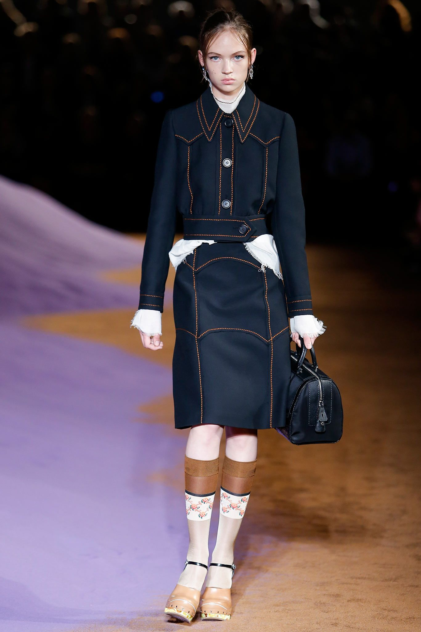 Prada Spring 2015 Ready-to-Wear - Collection - Gallery - Look - Style.com