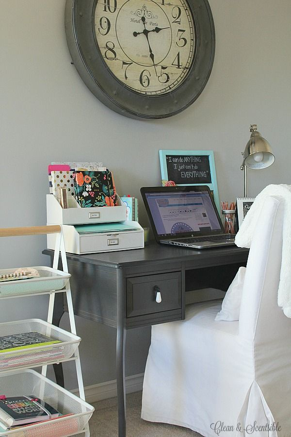 Small Desk Organization Ideas Small Desk Organization Desk Organization Office Desk Organization