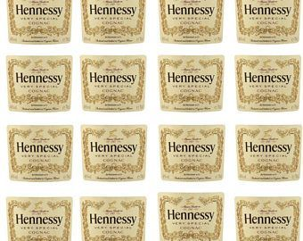Hennessy Label Template Free Download Hennessy Label