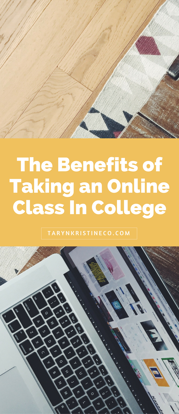 The benefits of taking an online class in college. College Tips   College Advice   College to Career   College Tips and Tricks   College Freshman   Career ... & Four Amazing Benefits of Taking An Online Class in College   TK+CO ...