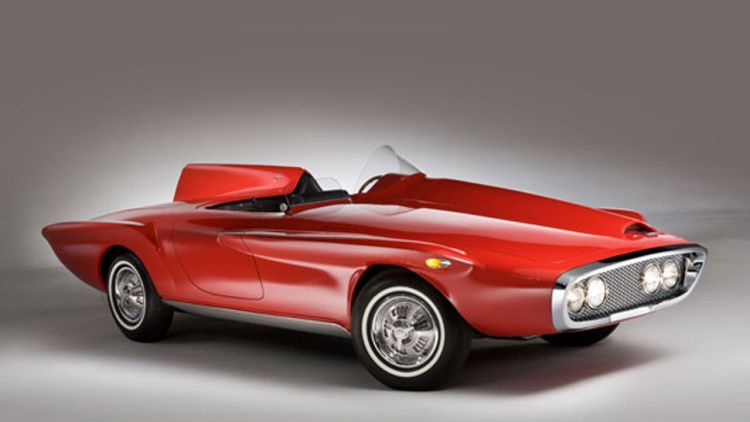 1960 Plymouth Xnr Photo Gallery Concept Cars Classic Cars Plymouth