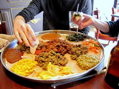 Inerja ethiopia the social network for Abyssinia ethiopian cuisine