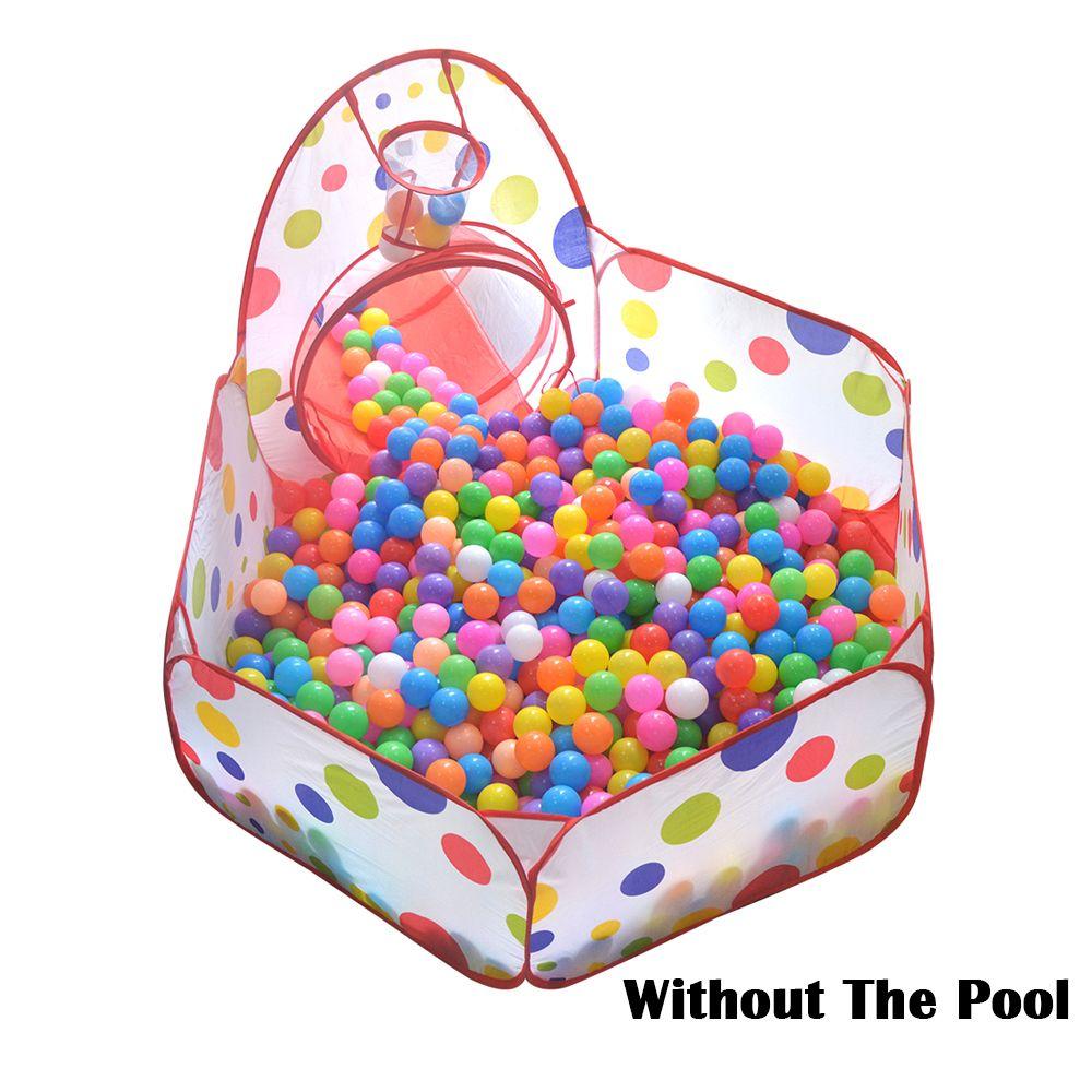 オーシャンボール100ピース/ロットソフトプラスチックピットボール水プールオーシャン波ボール子供のための環境に優しい高品質でce認証