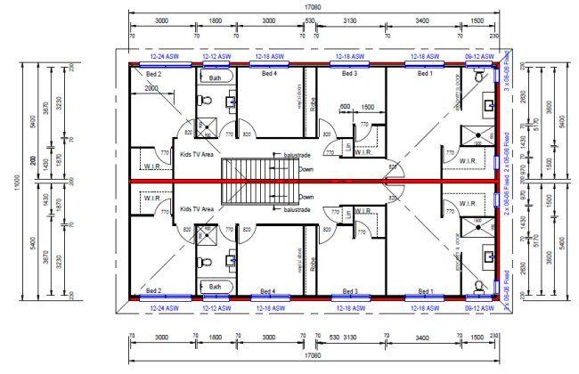 Wonderful 8 Bedroom House Plans Australia