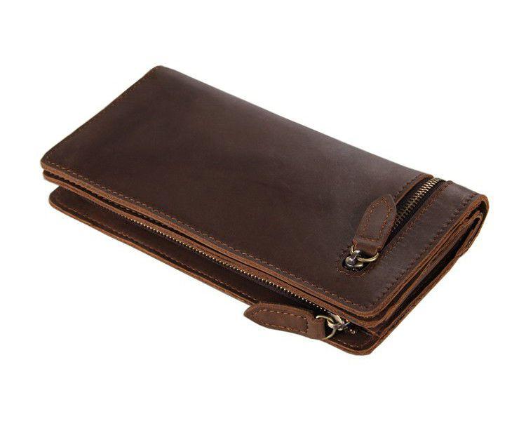 bb66b82da15e Кожаный клатч JMD 8051C – в интернет-магазине Clutch&Clutch. Натуральная  кожа. Размеры: 20 * 11 * 2.5 см. #кожаныйклатч #мужскойклатч