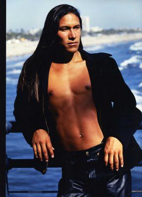 Sexy native american guys