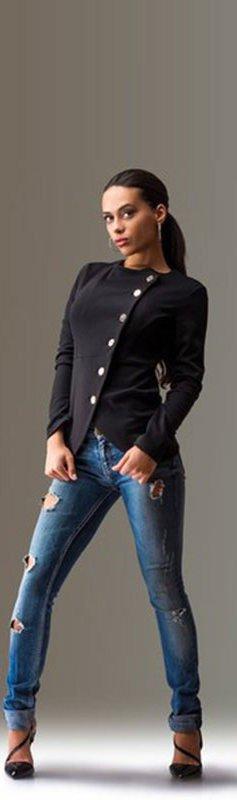 Womens Winter Long Sleeve Button Jacket Slim Fit Sweater Coat Jumper Tops