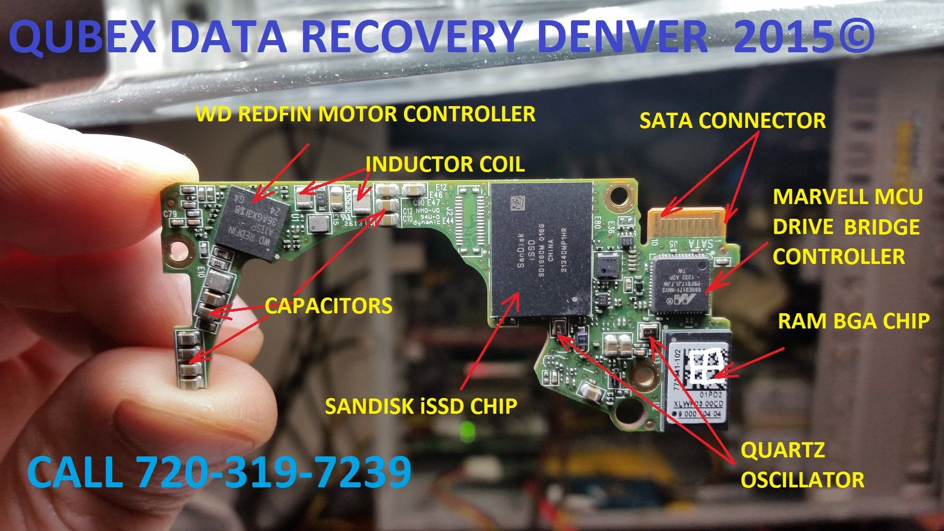 HYBRID SSHD DRIVE DATA RECOVERY