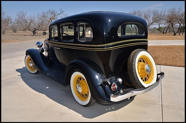 1933 Chevrolet Eagle Sedan 206 Ci 3 Speed Brought To You By Carinsuranceagents At Houseofinsurance Eugene Oregon
