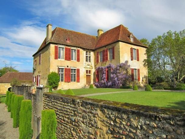 ooo yes please French chateau, French property, Real