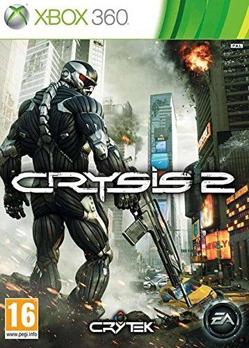 Electronic Arts Crysis 2 Want To Know More Click On The Image Note It Is Affiliate Link To Amazon Crysis 2 Xbox 360 Games Xbox 360