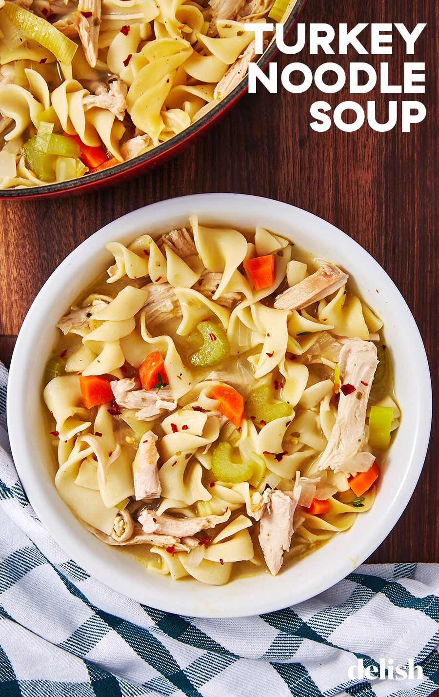 Photo of Turkey Noodle Soup