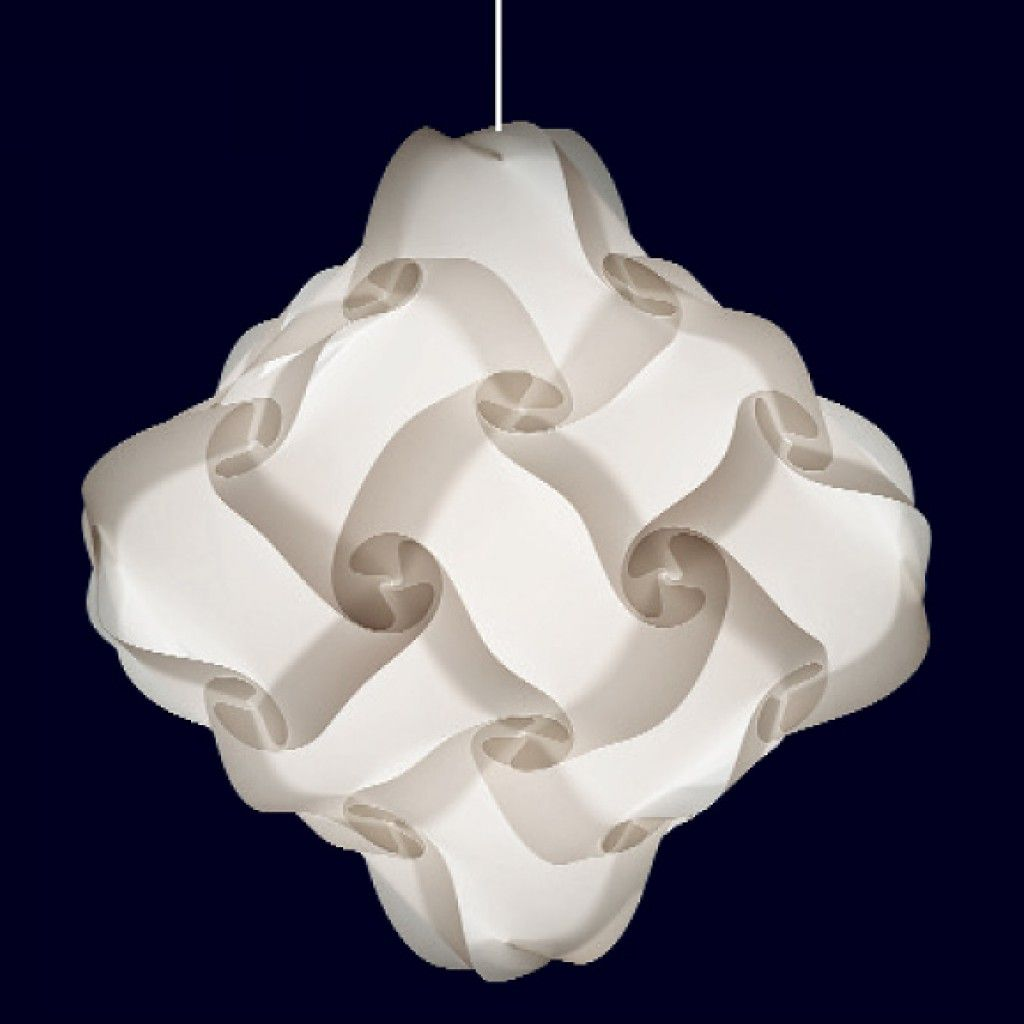 Anleitung Puzzle Lampen Designerlampen Zum Selberbauen Puzzle