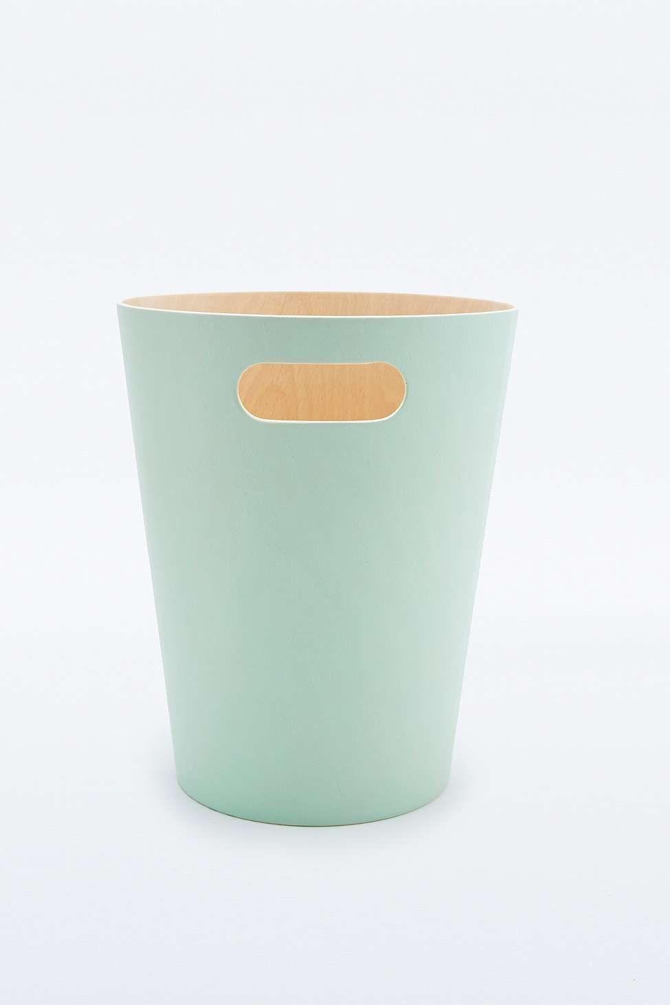 Mint Waste Paper Bin Home Waste Paper Mint Und Room