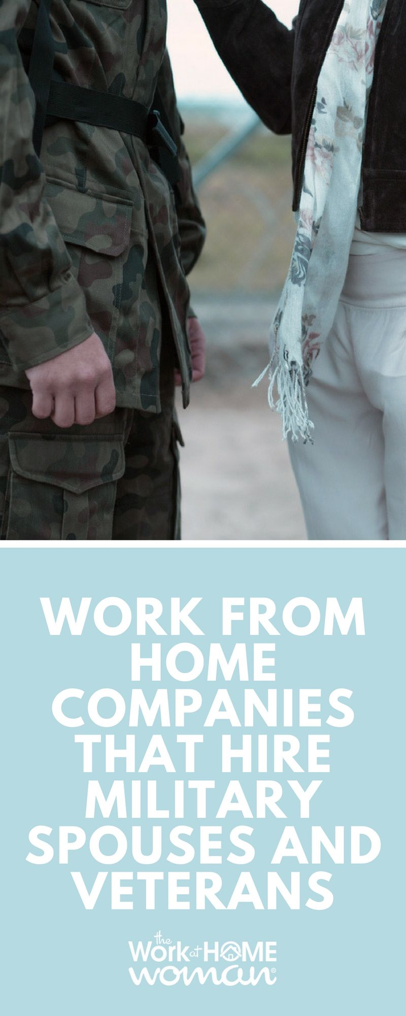Work From Home Companies That Hire Military Spouses