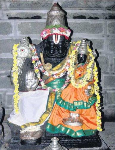 Sri Lakshmi Narasimha Temple in Narasingapuram, Thiruvallur