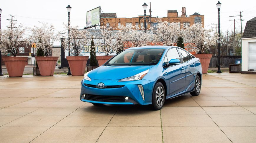 2019 Toyota Prius Awd E Review A Thrifty Hybrid With More Grip