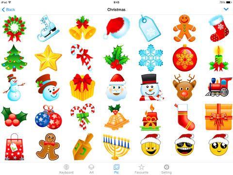 christmas emojis - Google Search | Emojis | Pinterest | Emojis