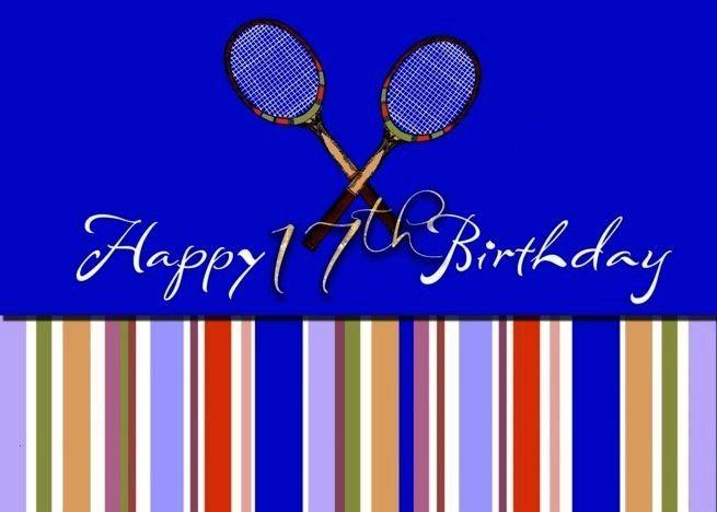 happy 17th birthday card Tennis happy 17th birthday card  Tennis happy 17th birthday card Tennis happy 17th birthday card  Tennis happy 17th birthday card Tennis happy 17...