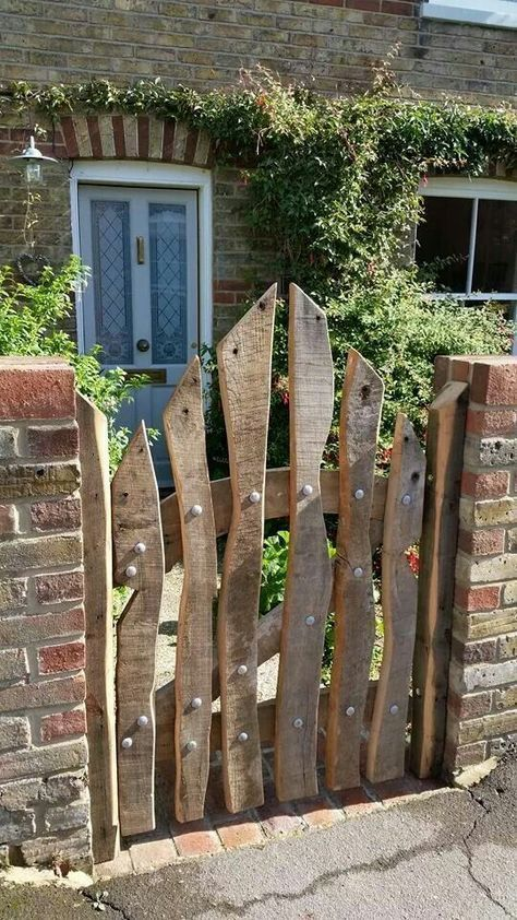 Garden Gate Ideas In 2020 Garden Gate Design Garden Gates Garden Design
