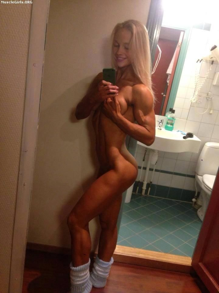 fitness models female naked