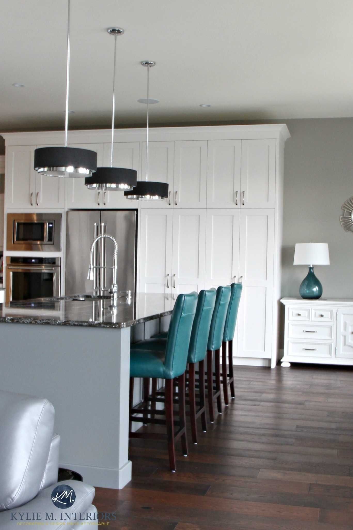 20+ Unique Fresh Grey and Turquoise Kitchen Ideas images