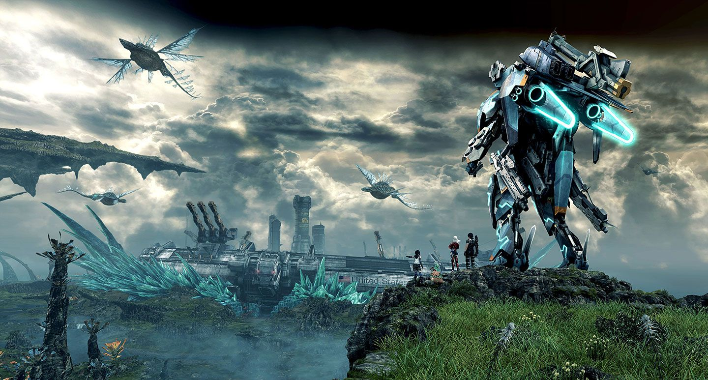 Review: Xenoblade Chronicles X: http://www.playmagazine.info/review-xenoblade-chronicles-x/