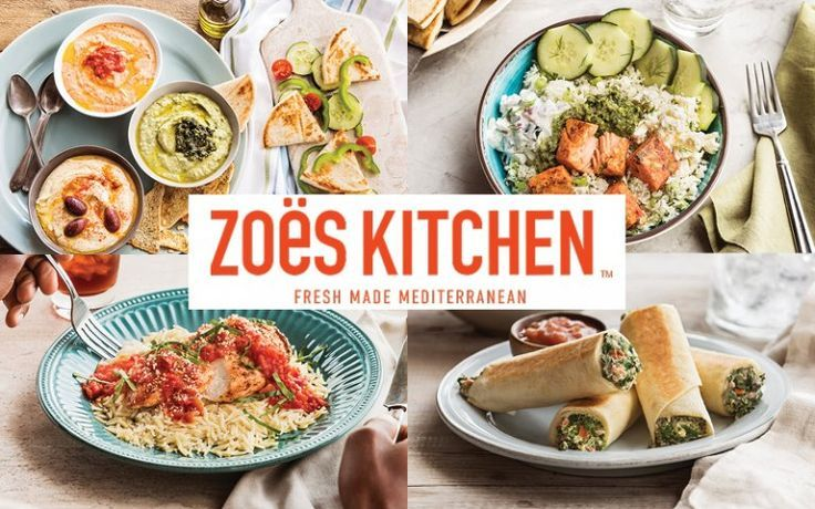 Zoes Kitchen Launches Zk Rewards Loyalty Program Zoes